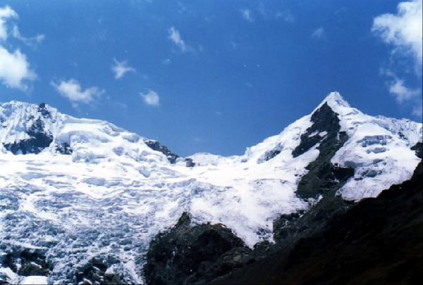 Nevado Huaytapallana Junin